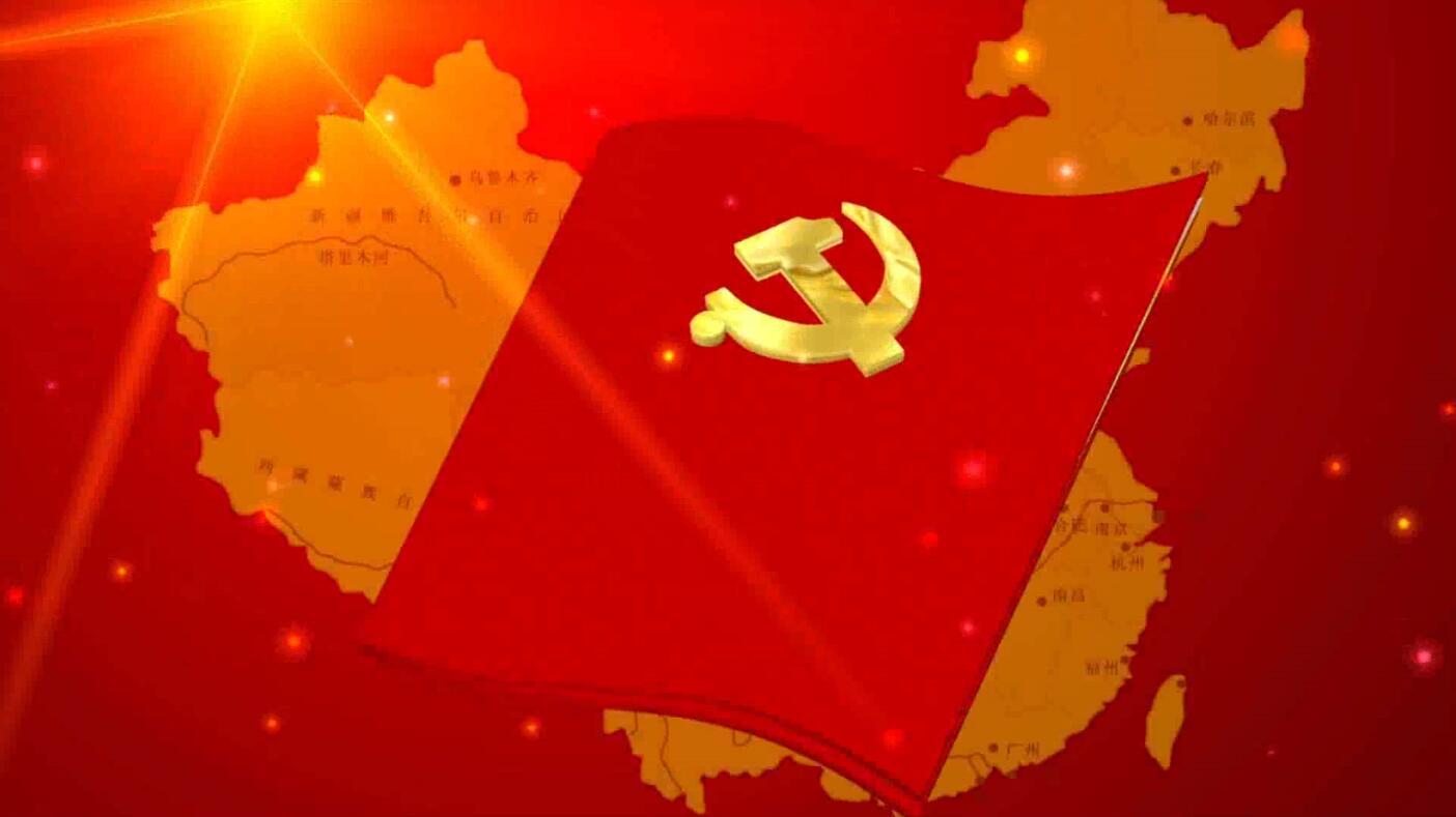 中国梦民族梦复兴梦党建AE模板
