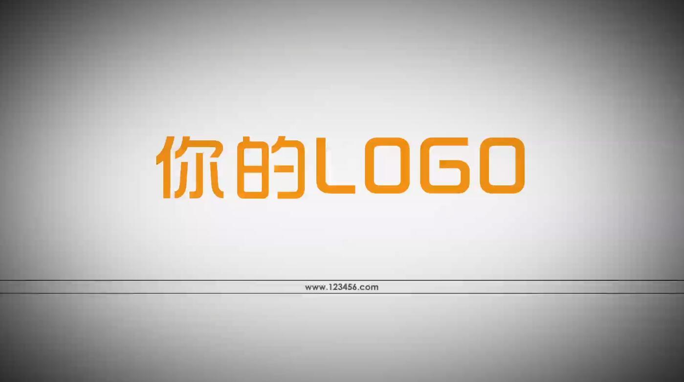 创意科技遮罩LOGO宣传片AE模板