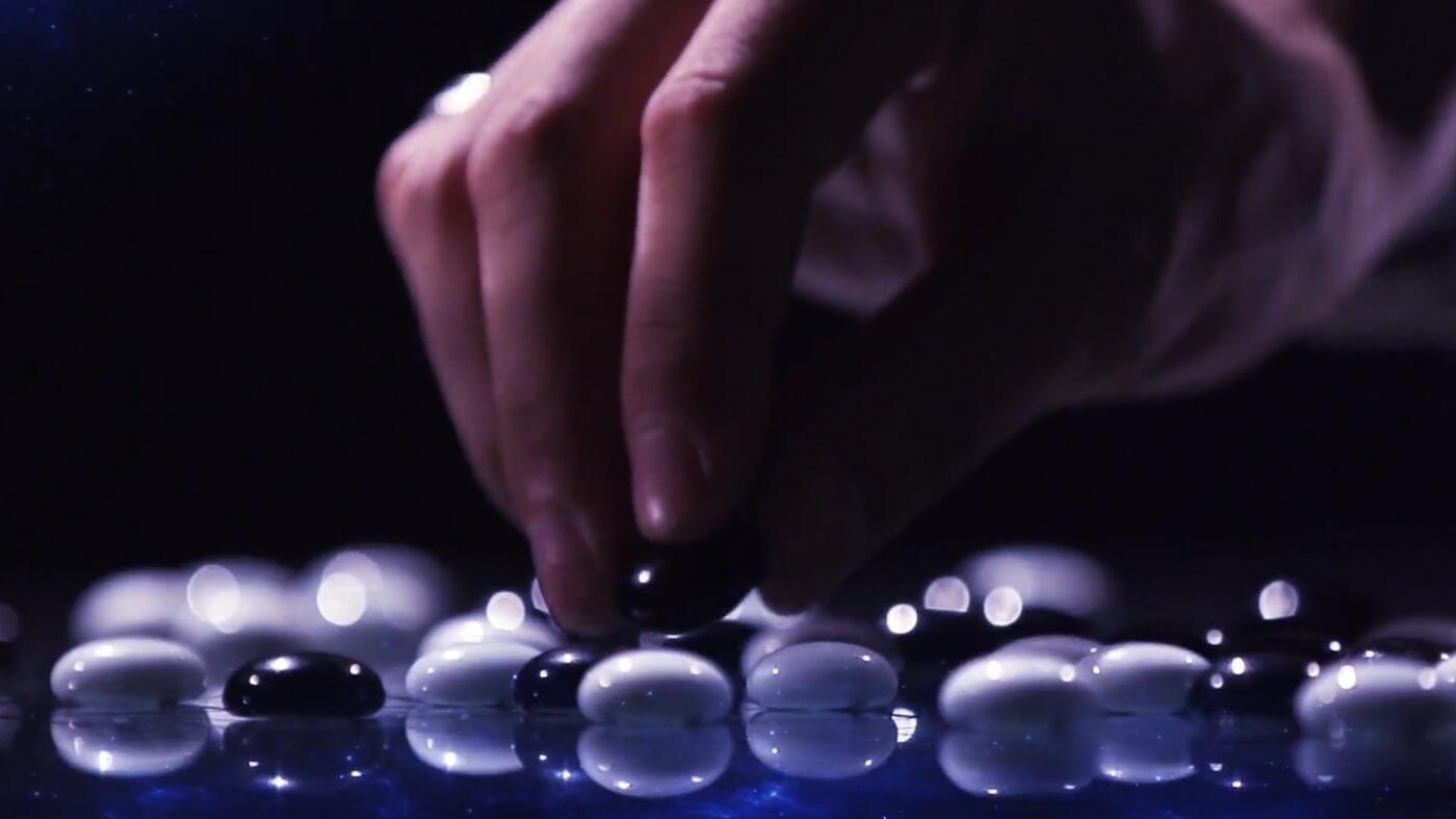 震撼企业宣传围棋视频