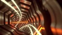 科技隧道穿梭vj素材