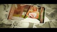 温暖感动的婚礼爱情相册集