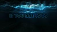 震撼的水下logo展示