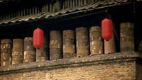 景德镇瓷器烧窑 传统手工艺