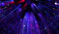 星光粒子光线光束动态背景舞台背景