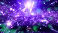 4K星光粒子光斑扰动变幻动态背景VJ舞台背景