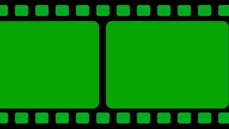 绿屏抠像电影胶带