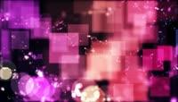 循环梦幻唯美光斑粒子舞台LED背景视频素材