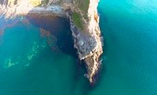 美丽的海岛