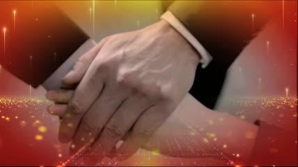 2019企业开年励志年会视频