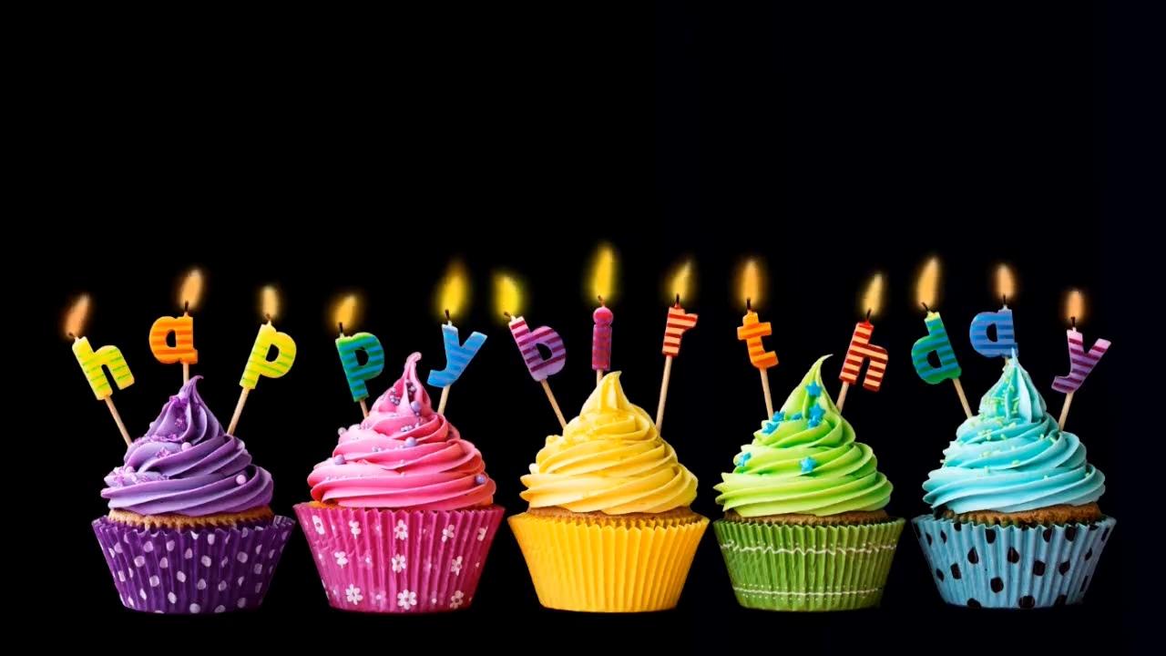 生日快乐蛋糕蜡烛