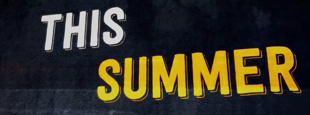 快速闪动史诗戏剧事件预告宣传片展示AE模板 The Grunge Promo