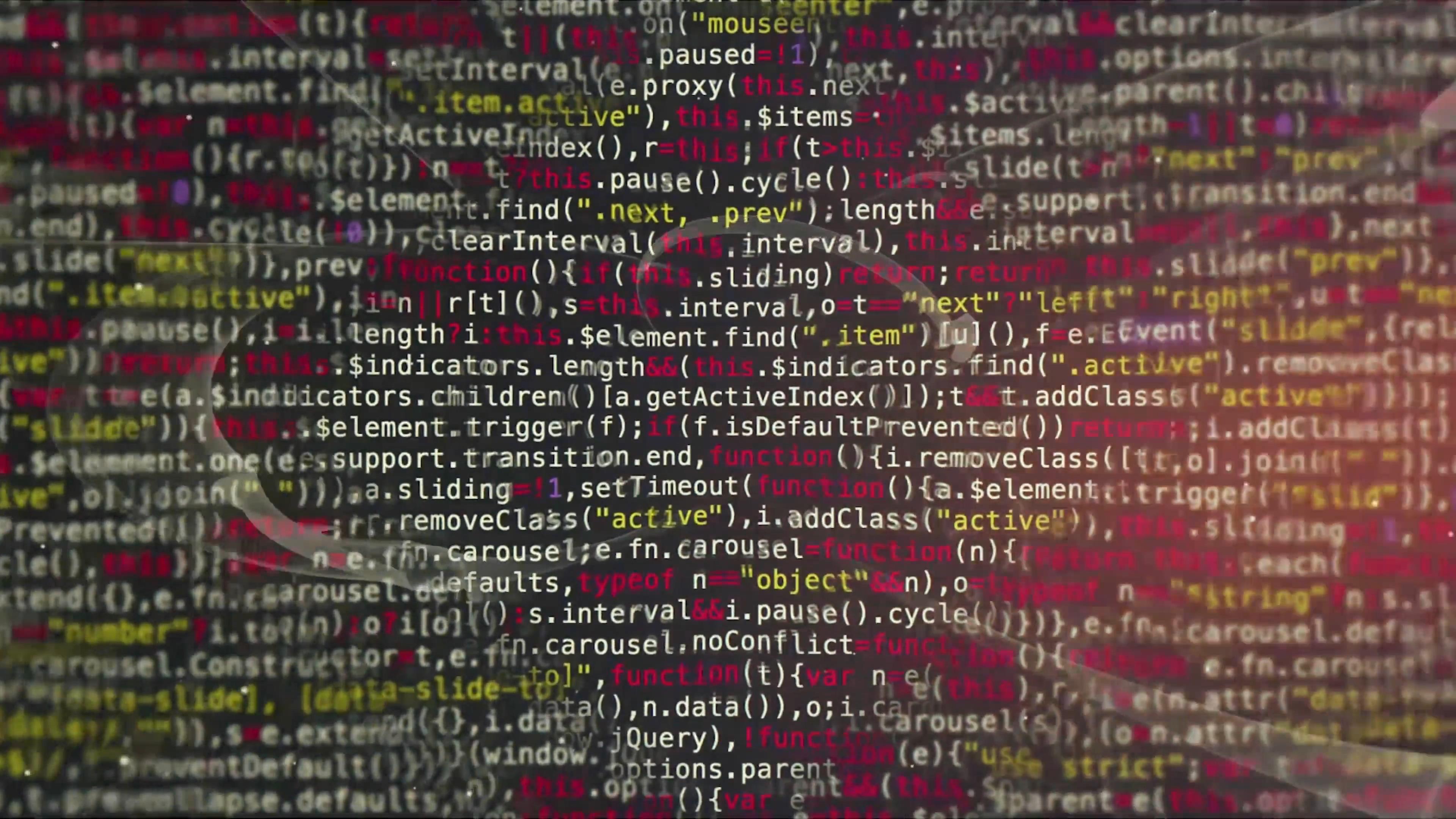 \[4K\]程序代码背景