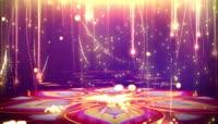 新疆舞民族风情舞台LED视频