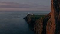 欧洲自然风光城堡高清实拍视频素材