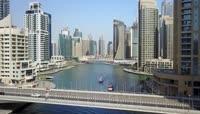 迪拜帆船酒店高清实拍视频素材