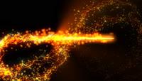 唯美的光效粒子素材