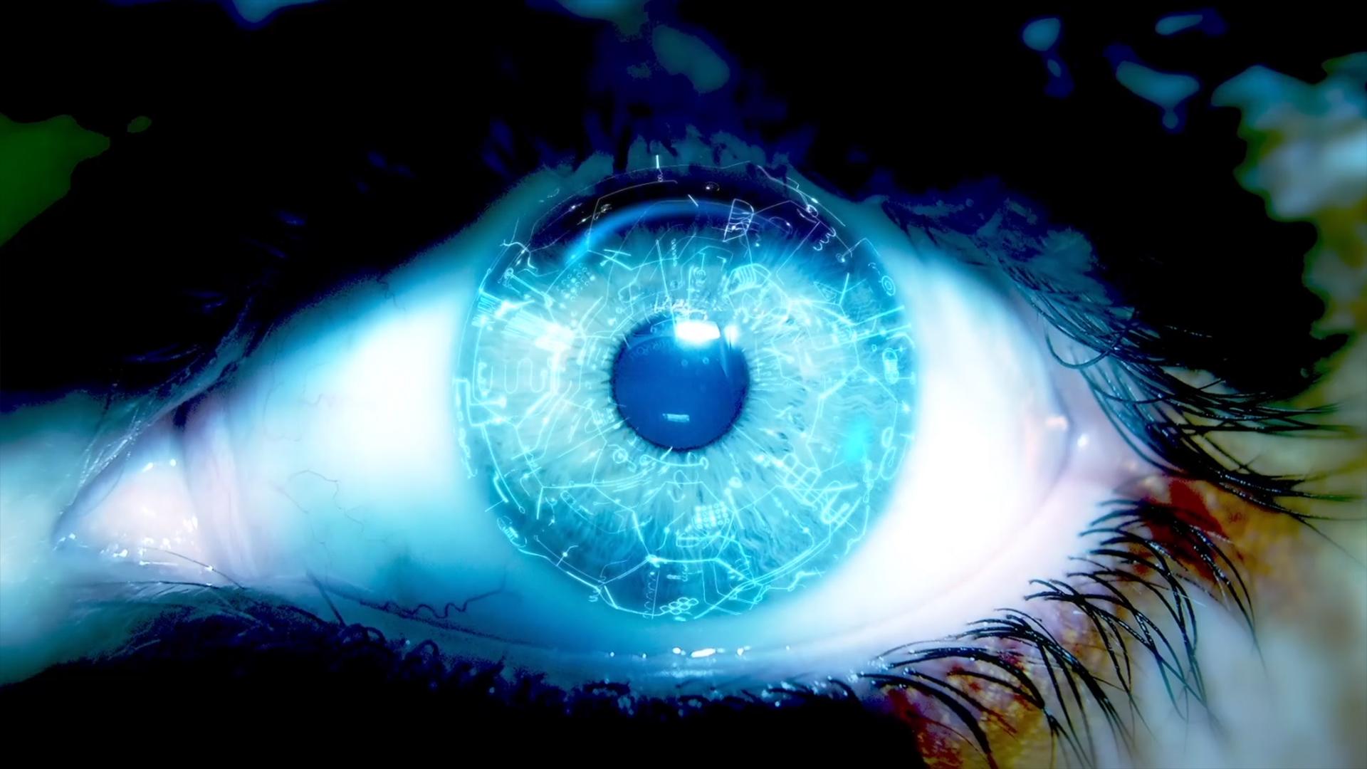 科技之眼企业宣传片pr模板