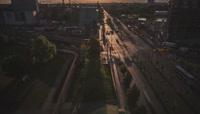 德国柏林城市延时摄影视频素材