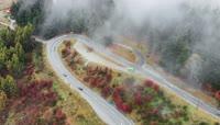 新西兰美丽自然风光实拍视频素材