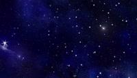 星空生命粒子树背景LED背景