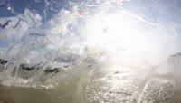冲浪实拍视频素材
