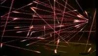 许多光束视频素材
