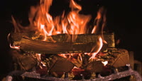 碳火实拍视频素材