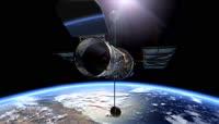 哈勃望远镜 太空 卫星 通信