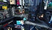 未来科技化城市