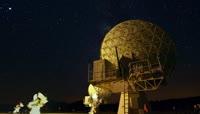 雷达科技视频素材
