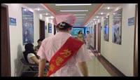 病人在医院候诊实拍视频素材