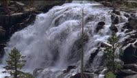瀑布实拍视频素材