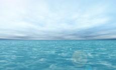 海天相接背景素材