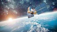 太空人造卫星企业年会宣传片视频素材