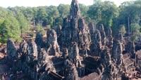 世界遗产柬埔寨吴哥窟高清实拍视频素材