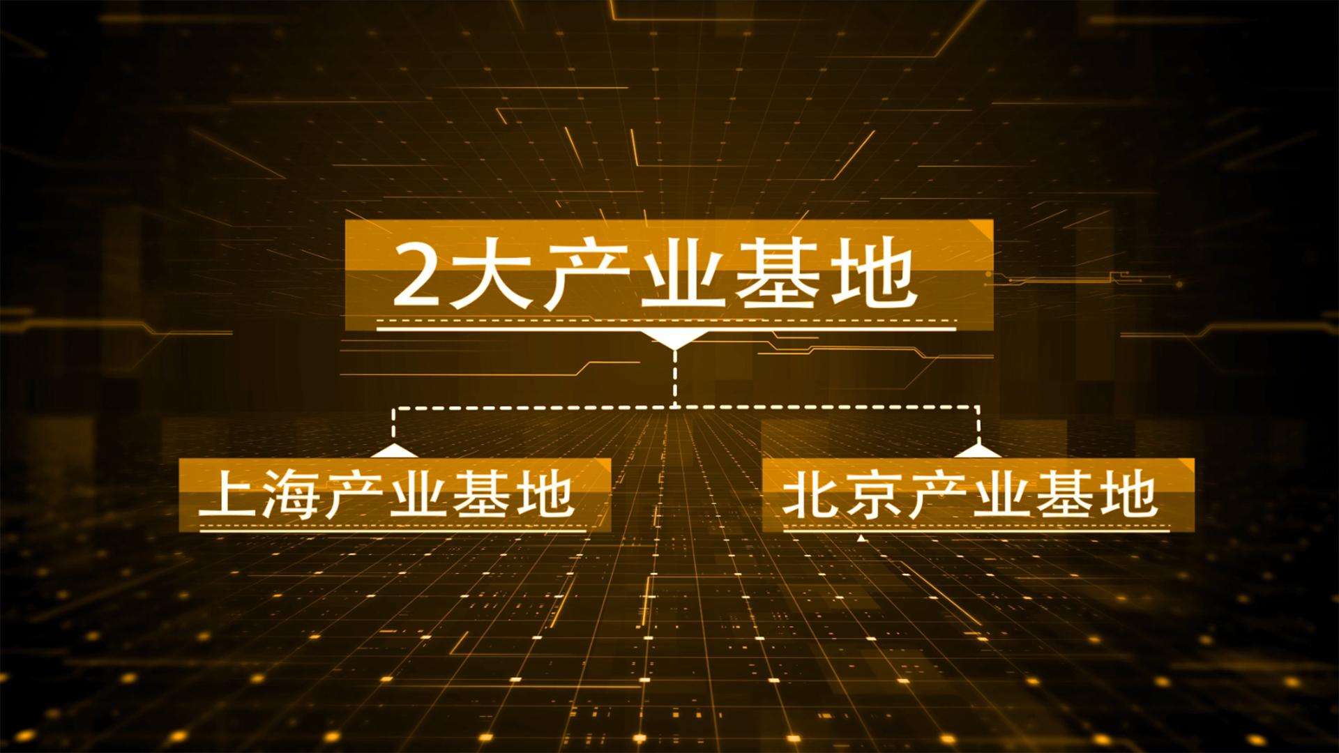 企业架构框架信息文字展示AE模板