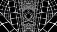 科技隧道视频创意素材