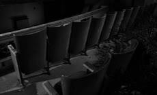 黑白舞蹈创意视频素材