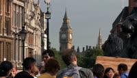城市建筑 塔实拍视频素材