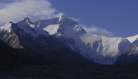 西藏雪山实拍素材