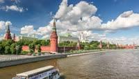 莫斯科克里姆林宫:时间流逝