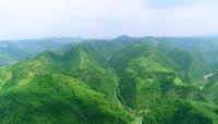祖国壮丽山河一望无际的青山