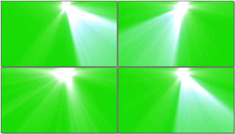 绿屏抠像强光探照灯