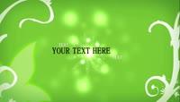 绿色温馨相册