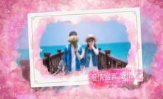 浪漫爱情婚庆母亲节相册AE模板