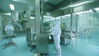 大型医药医疗工厂生产线