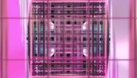 立方网格隧道镜头推进