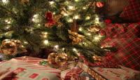 实拍圣诞树礼盒