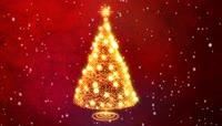 圣诞节红色背景