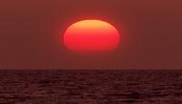 实拍极品动态影视素材\-太阳和月亮5